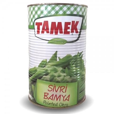 Tamek Sivri Bamya 4,1 Kg