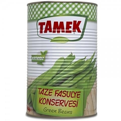 Tamek Yeşil Fasulye 5 kg