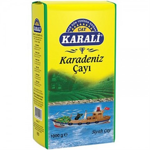 Karali Karadeniz Bergamot Aromalı 1 Kg