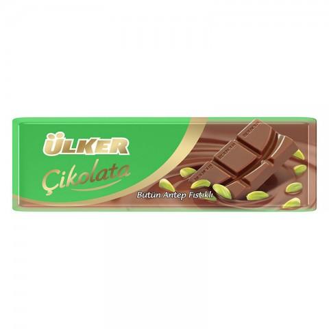 Ülker Baton Çikolata Antep Fıstıklı 30 gr