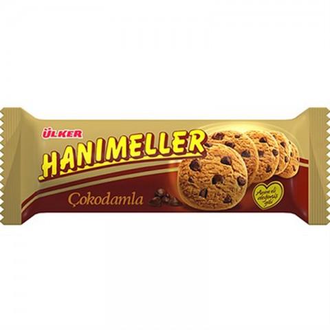 Ülker Hanımeller Çikolata Damlalı Rulo