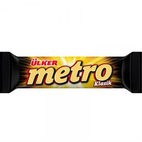 Ülker Metro Kaplamalı Bar