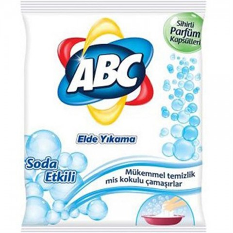 Abc Toz Soda Etkili 600 Gr