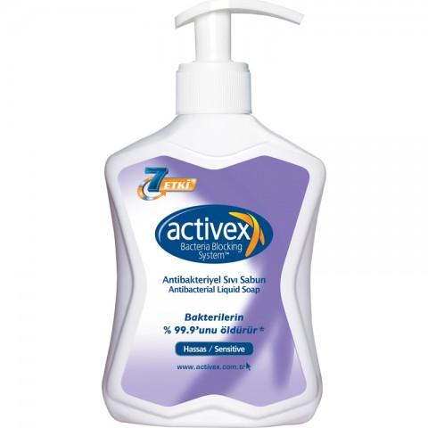 Activex Sıvı Sabun Sensitive 300 ml