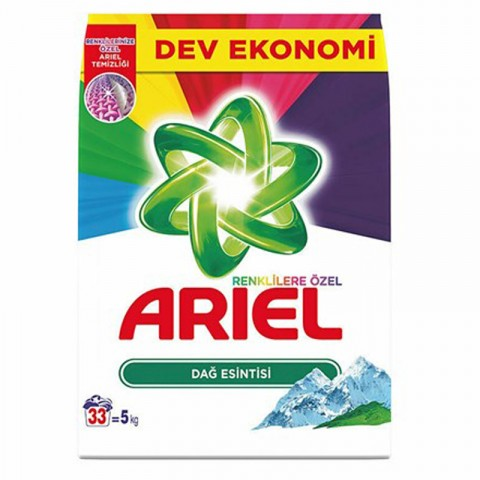 Ariel Aut Dağ Esintisi Renkli 5 Kg