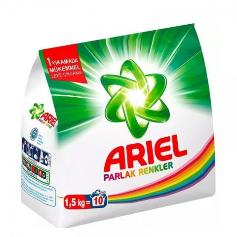 Ariel Aut Parlak Renkler 1,5 kg