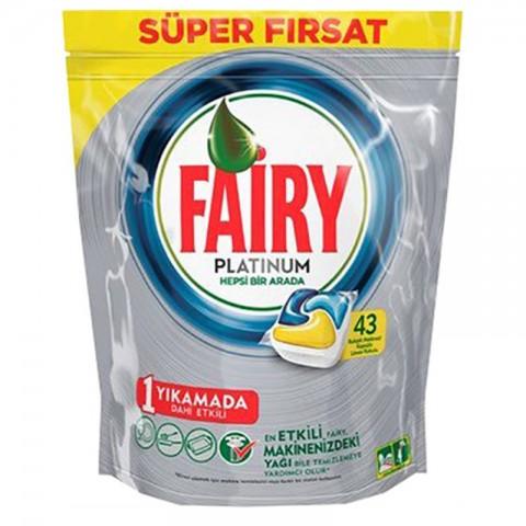Fairy Tablet Platinum 43'lü