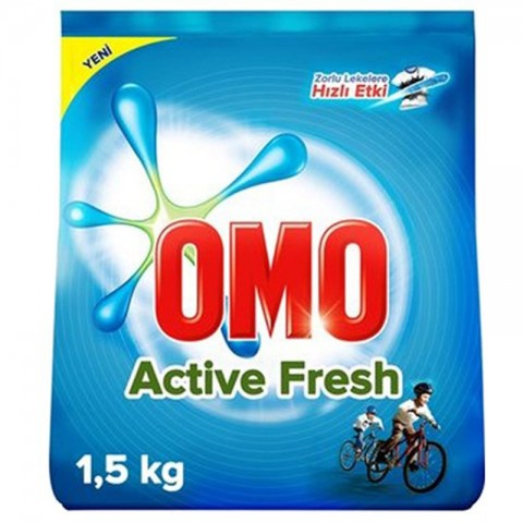 Omomatik Active Fresh 1,5 Kg