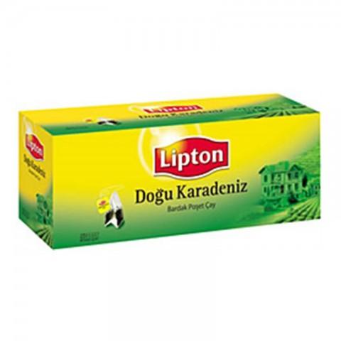 Lipton Doğu Karadeniz Bardak Poşeti 50 gr