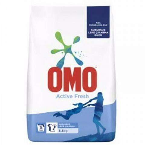 Omomatik Fresh Active 5,5 kg