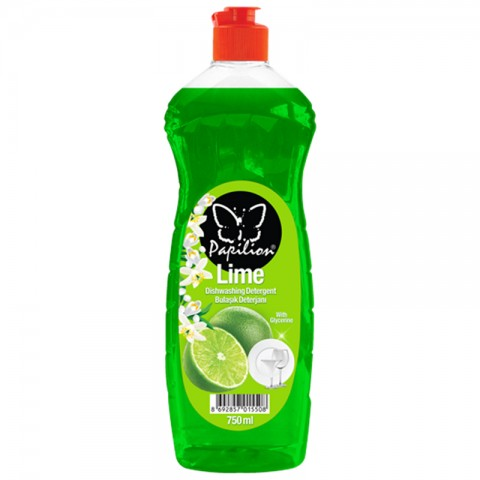 Papilion Sıvı Bulaşık Deterjanı Lime 750 Ml