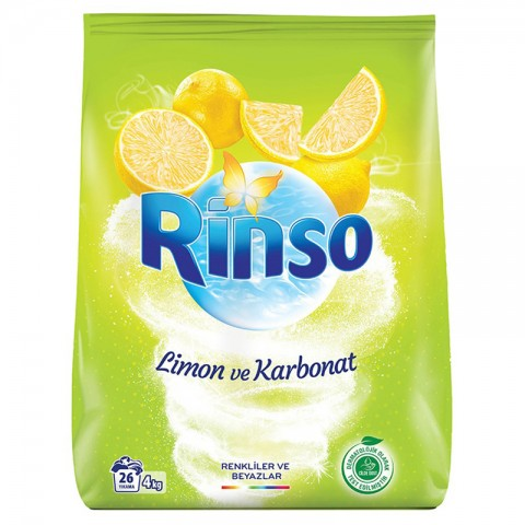 Rinsomatik Limon Karbonat 4kg