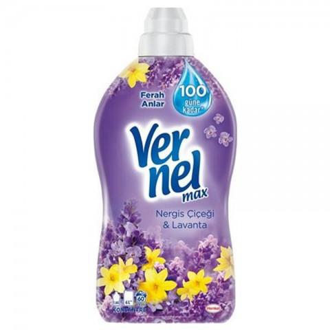 Vernel Max Nergis Çiçeği-Lavanta 1440 Ml