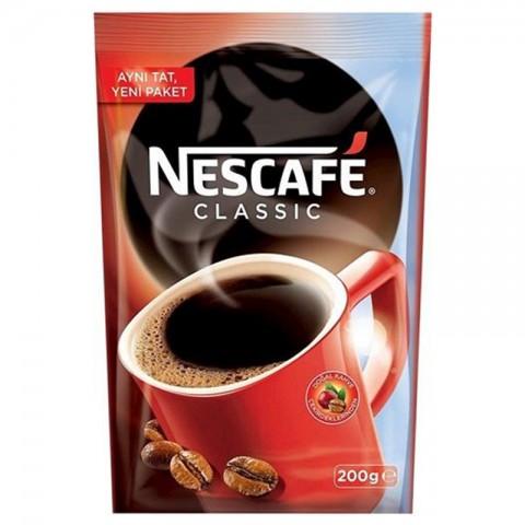 Nescafe Clasic Ekopaket 200Gr