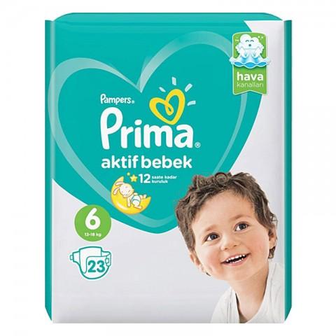 Prima Ab Extra Large İkiz Plus No: 6
