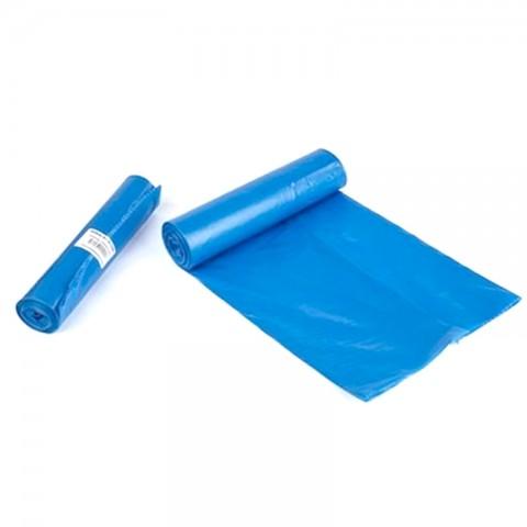 Çöp Torbası Orta Mavi 55*60 Cm