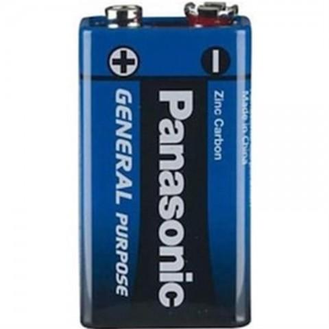 Panasonic Pil 9 Wolt