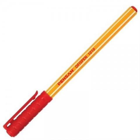 Pensan Kalem Kırmızı Tükenmez 60'lı