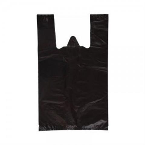 Poşet Siyah Orta 2 Kg'lık 1 Kg